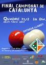Campionat de Catalunya de Billar