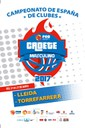 Campionat d'Espanya de bàsquet cadet
