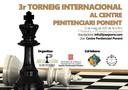 Escacs - 3r Torneig Internacional Centre Penitenciari de Ponent