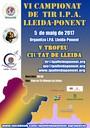 Tir - 6è Campionat de Tir Policial IPA i 5è Trofeu Ciutat de Lleida