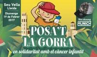 """""""Posa't la Gorra!"""" arriba a la 4a edició el diumenge 19 de Febrer a la Seu Vella de Lleida"""