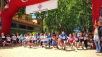 737 nens i nenes, de 22 escoles, participen en la 19a Milla Escolar, Memorial Jeroni Saura