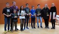 Campionat d'Escacs per edats de la demarcació de Lleida