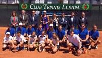 El Club Tennis Lleida corona els madrilenys Pedro Martínez i Olga Sáez com a nous campions de l'Open San Miguel 0,0
