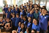 El CN Lleida es proclama Campió Provincial de Natació