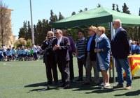El FiF, que agrupa a 400 famílies, podrà disputar al gener els seus partits a les noves instal·lacions de Ciutat Jardí