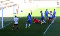 El Lleida empata amb el València (1-1) i diu adéu al somni de jugar el play-off