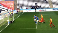El Lleida Esportiu, a un punt del play off