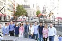 El millor pàdel, a la plaça Sant Joan de Lleida