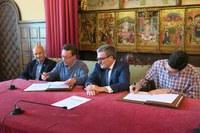 Els camps de futbol annexos del CF Pardinyes i la UE Balàfia tindran gespa artificial