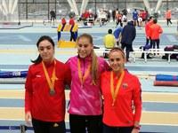 Èxits dels atletes del Lleida U.A