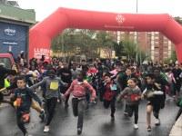 Jornada d'Atletisme a la Mariola per fomentar la salut comunitària