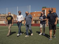 L'Ajuntament de Lleida millora la funcionalitat dels pavellons de Bordeta i Pardinyes