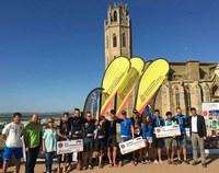 L'equip suec Thule es corona campió a la Seu Vella del Raidaran Lleida Pirineus 2016