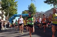 La Cursa Sant Miquel reuneix 400 atletes pels carrers de la Bordeta i Magraners