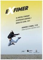 """La dansa surt al carrer aquest diumenge amb la Mostra Itinerant """"eXfimer"""""""