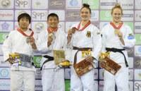 La lleidatana Ai Tsunoda guanya el mundial cadet en -70 kg