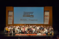 La Llotja acull l'acte de reconeixement als esportistes i entitats de Lleida 2018
