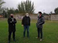 La Paeria cedeix temporalment una finca de les Basses al Club Tir amb Arc Lleida