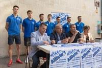 La Paeria dóna suport a la campanya de captació de socis del Lleida Llista Blava