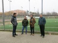 La Paeria millora diverses instal·lacions esportives municipals