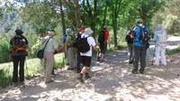 La Paeria promou l'activitat física per a la gent gran amb sortides de senderisme