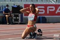 La Paeria reconeix l'atleta lleidatana Berta Segura per la plata a l'Europeu sub-20