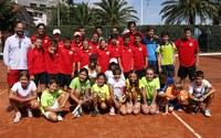 La Selecció Lleidatana de tennis es desplaça aquest dissabte al RCT Barcelona en una jornada apadrinada per Albert Costa