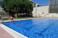 Les piscines municipals tanquen temporada després de rebre més de 50.000 persones