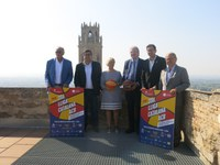 Lleida acull la 39a edició de la Lliga Catalana de Bàsquet d'equips de l'ACB