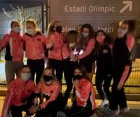 Lleida UA campiones de Catalunya sub20