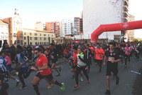 Més d'un miler de corredors participen en la Cursa SED dels Maristes