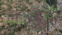 Recomanacions de trànsit amb motiu de la 24a Rodi Mitja Marató-Memorial Juanjo Garra d'aquest diumenge