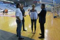 Representants de l'ACB es desplacen a Lleida per ultimar els detalls per al circuit de pretemporada.