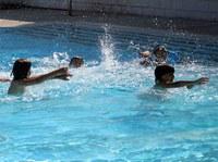 Un total de 826 usuaris es refresquen a les piscines municipals que han obert portes aquest cap de setmana