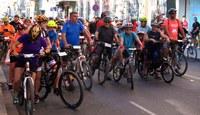 Unes 1.500 persones participen en la Pedalada Popular