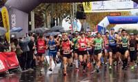 Víctor Puyuelo i Mireia Sosa, guanyadors de la Mitja Marató de Lleida
