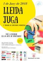 10è aniversari Lleida Juga Ludoteques