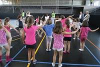130 monitors i monitores treballen amb els 3.000 infants que participen a l'Estiu de Petits, Estiu de Joc i Esportmania.