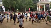 752 atletes de 24 col·legis participen en la Milla Urbana Escolar de Lleida
