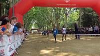 752 atletes participen en la Milla Urbana Escolar