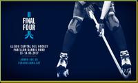 A la venda els abonaments per la Final Four d'Hoquei Patins que se celebra a Lleida els dies 13 i 14 de maig