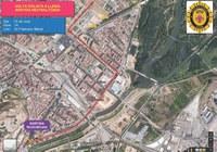 Afectacions de trànsit amb motiu de la celebració de la 60a Volta Ciclista Internacional de Lleida