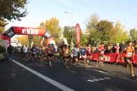 Andrés Mico i Mireia Sosa, guanyadors de la Mitja Marató Ciutat de Lleida