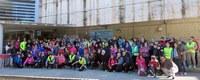 Anellem Lleida, la caminada contra la diabetis