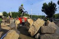 Campionat de Catalunya de Bike Trial a Pardinyes