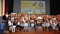 Celebració de la II Diada de la Natació Lleidatana