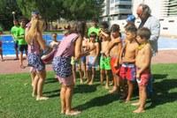 Consells i informació per prevenir els efectes de la calor i el sol a les piscines de Cappont