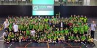 El Balàfia Vòlei presenta els seus 11 equips