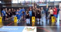 El CE Alba de Tàrrega i Sedis Airam, campions del Torneig de bàsquet Ciutat de Lleida per a Persones amb Discapacitat Intel·lectual